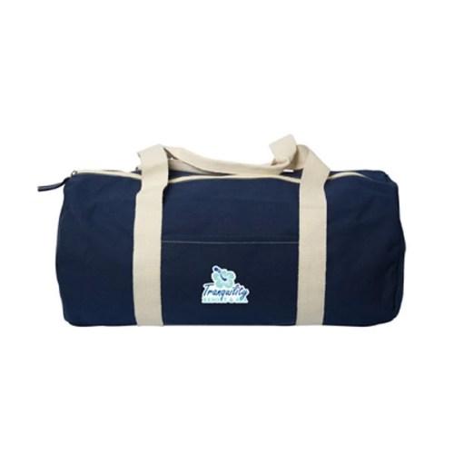 Edenderry Cotton Duffle Bag