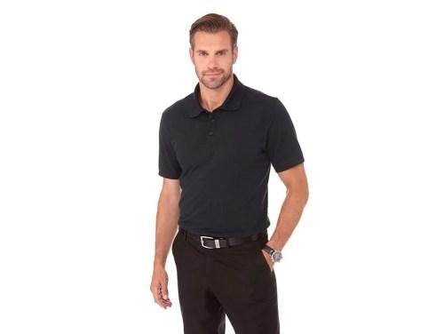 Crandall Custom Short Sleeve Polo