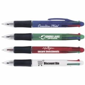 BIC 4-Color Click-Action Promotional Pen
