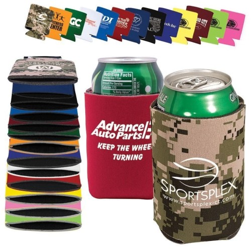 Folding Custom Can Cooler