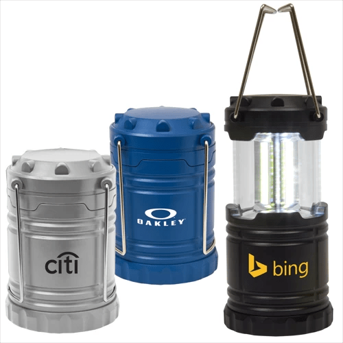Pull Up Custom COB Lantern