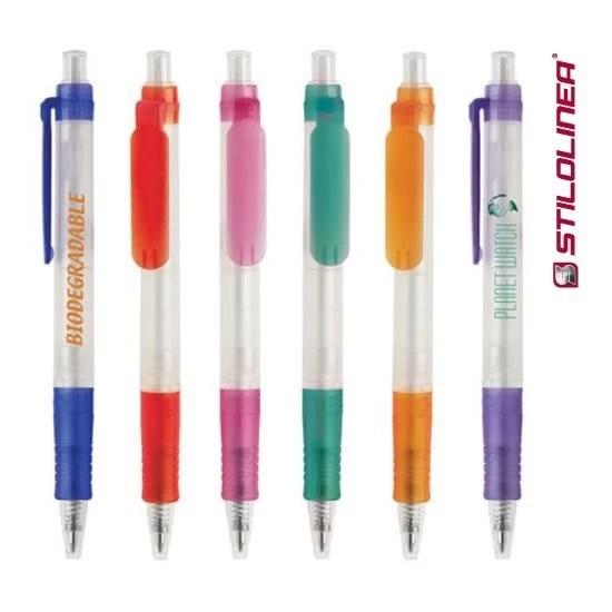 Translucent Barrel Custom Eco Pens