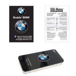 DiGi-Mates Custom Mobile Screen Cleaner – Round