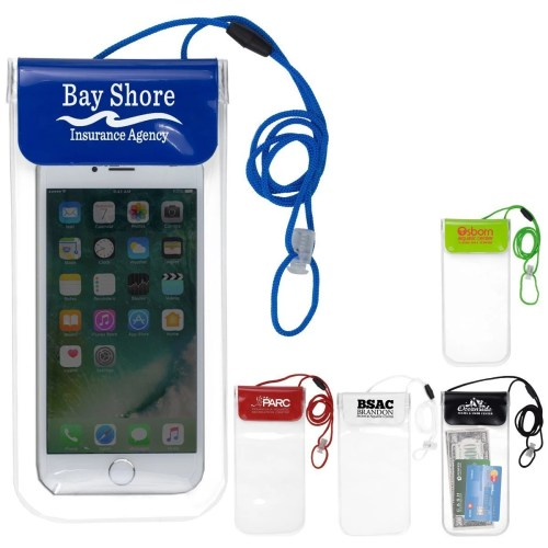 Water Resistant Cell Phone Pouch