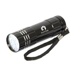 9 Bulb LED Promotional Flashlight