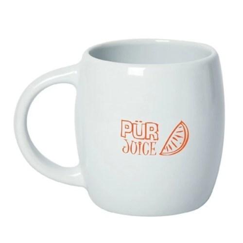Barrel White Custom Mug