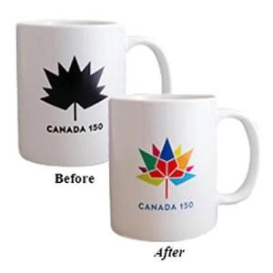 Color Changing Custom Mugs