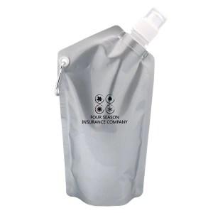 Foldable Promotional Water Bottle – 20 oz