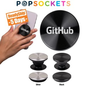 Custom Backspin PopSockets Phone Grips
