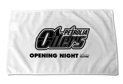 Custom Rally Towels