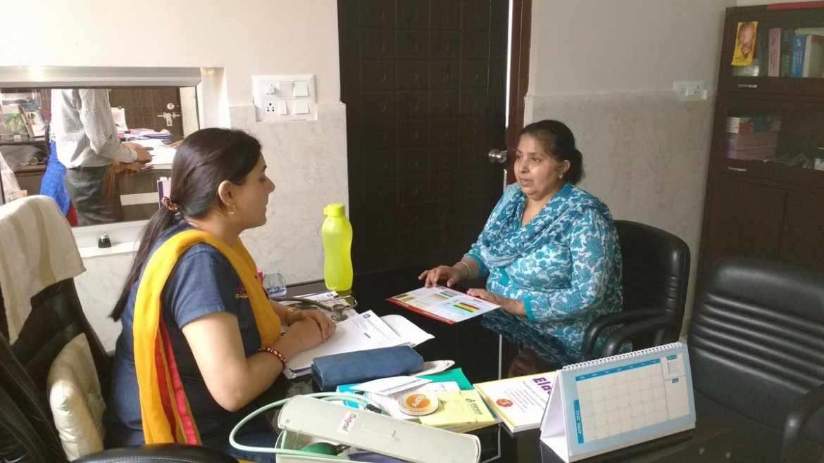 Breast cancer and detection camp organised by Can protect foundation