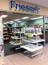 Stopped in on the Friesens Bookstore.