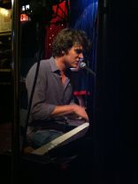 I caught some shows, including Devin Cuddy at the Cameron House.