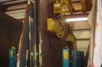 Magnet Plate Handling