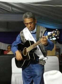 Nicholas Joseph, CANSA RFL Global Hero of Hope & cancer survivor