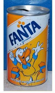 Germany Disney Fanta wanted2
