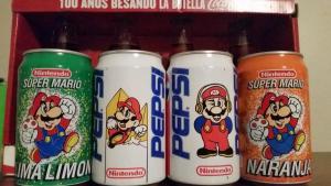 Nintendo cans