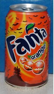 UK Halloween Fanta can
