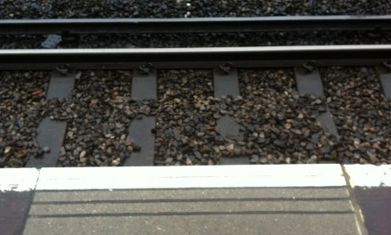 The paving slab of certainty – The downside of well ingrained commuting habits