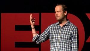 This talk isn't very good. Dancing with my inner critic | Steve Chapman | TEDxRoyalTunbridgeWells