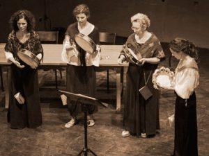 Cantaderas. Musique médiévale et de tradition orale