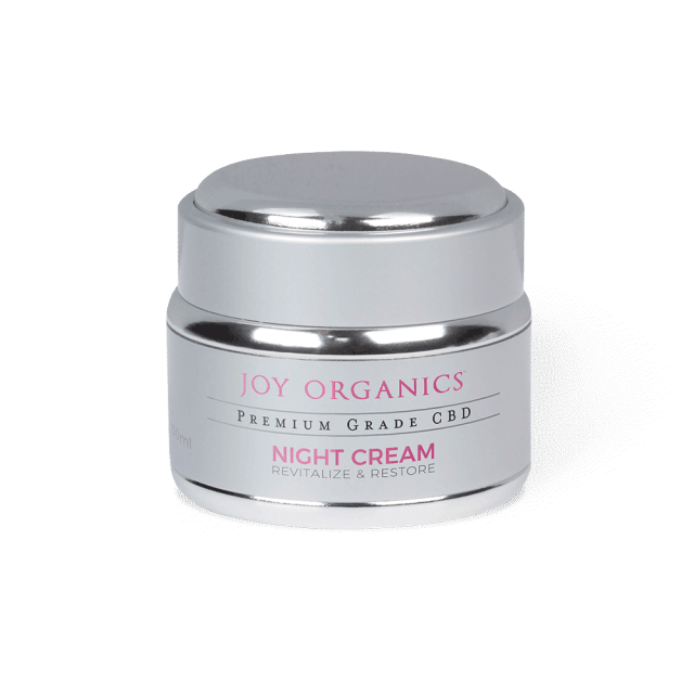Joy Organics night cream