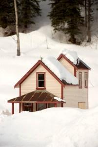 """Miniature house."""