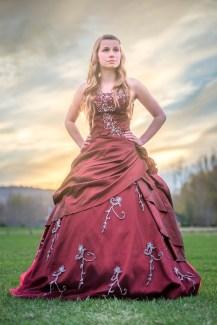 Grad Princess at dusk