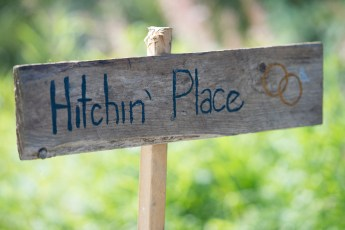 The hitching' place