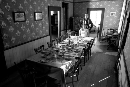 Ye olde dining room