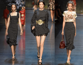 Dolce & Gabbana SS14