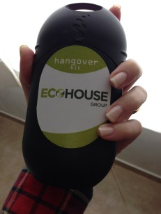 EchoHouse Hangover Kit