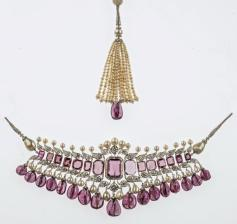 Bhagat collection - Collar necklace