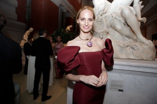 Lauren Santo Domingo in Oscar de la Renta Photo: Taylor Jewell