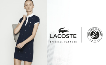 Lacoste for Roland Garros 2014