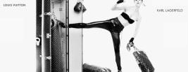 Louis Vuitton by Karl Lagerfeld