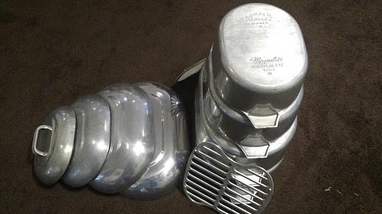 Wajan Cor Aluminium