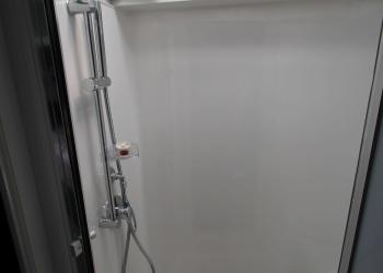 2018 paramount micro mini 14′ shower pop top