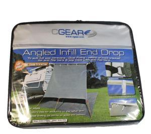angle infill end drop