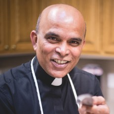 Fr. Rudi Portrait.