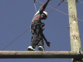 Ropes Course Catwalk