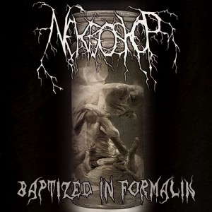 Baptized in Formalin cover