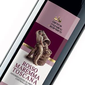 Maremma Toscana Doc Rosso