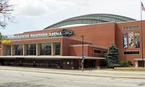 UWM Panther Arena near Milwaukee, WI