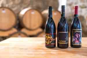 Sardinian wines Murales