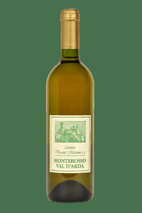 Bottiglia di Monterosso Val d'Arda di Cantina Visconti