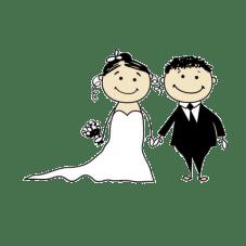 cartoon-estilo-elementos-de-casamento-05---material-vector_15-14466