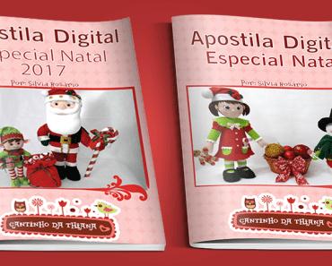 Apostila Digital Natal em Feltro