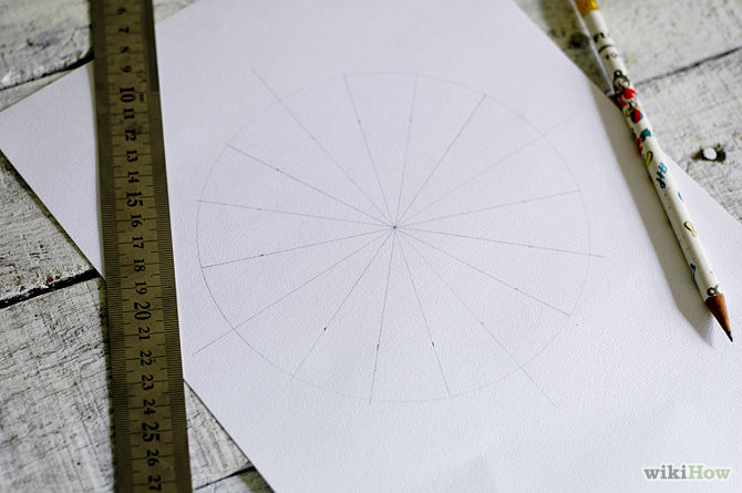 670px-Draw-a-Compass-Rose-Step-5