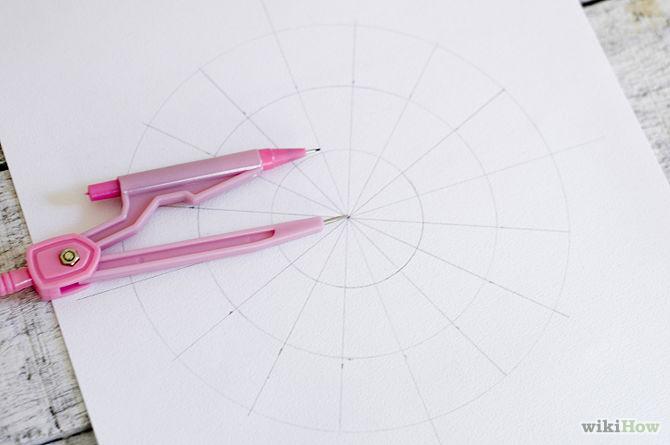 670px-Draw-a-Compass-Rose-Step-7